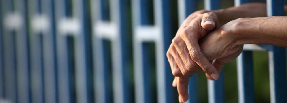 25678567 - hand in jail